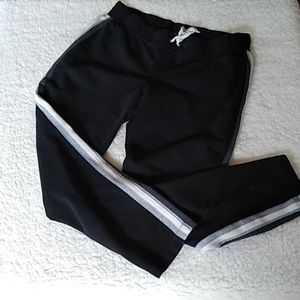 J Crew cropped athletic sweatpants